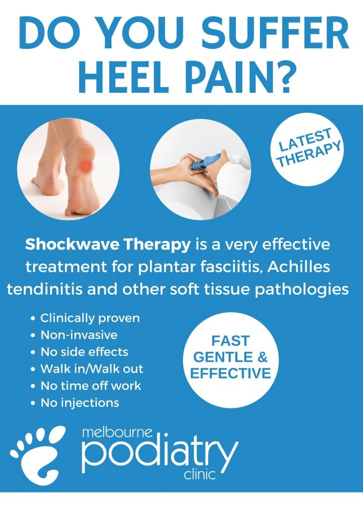 Shockwave Therapy in Melbourne
