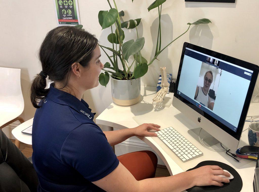 online podiatry melbourne